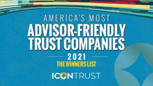advisor friendly trust companies